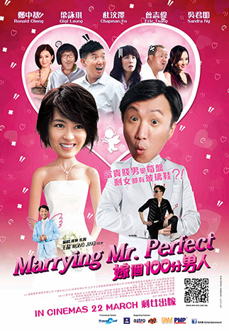 Marrying Mr. Perfect<br> 嫁個一百分男人