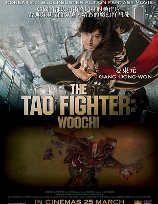 The Tao Fighter: Woochi
