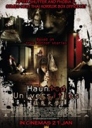 Haunted Universities