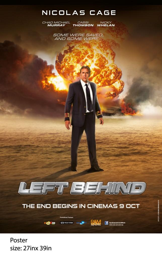 Left Behind <br/> 09 October 2014