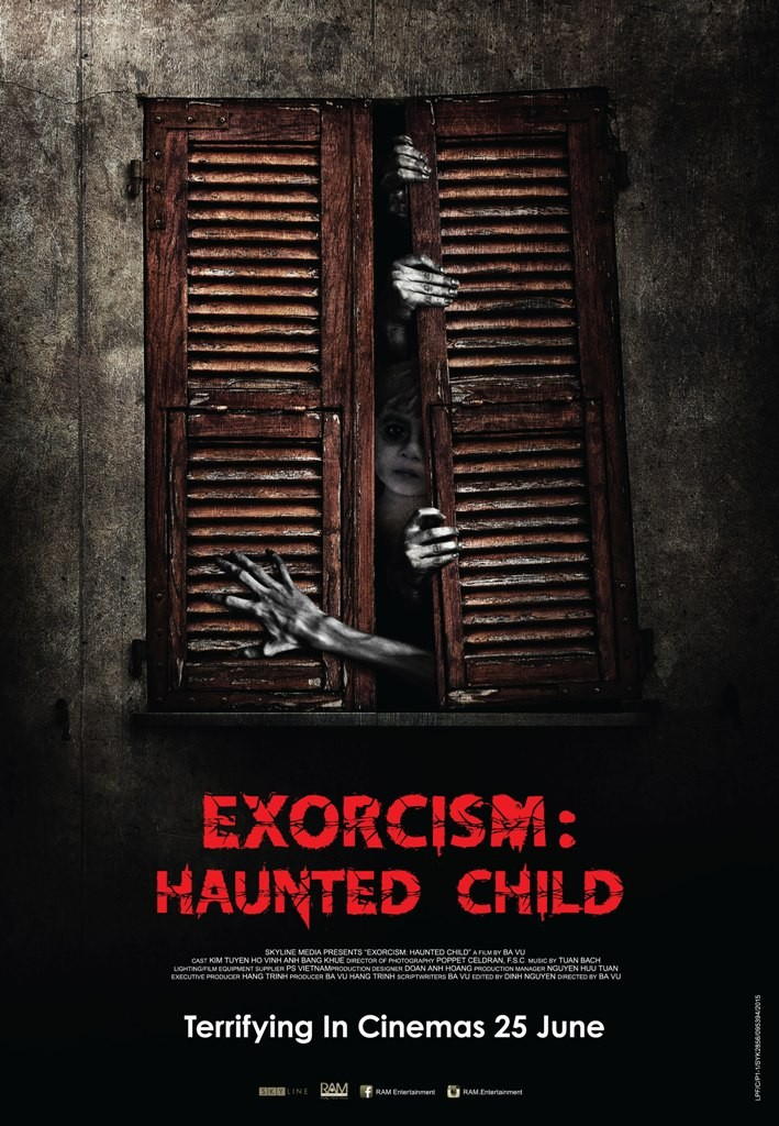 Exorcism: Haunted Child <br/> 25 June 2015