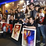 IP MAN 3 STAR TOUR & CELEBRATION EVENT