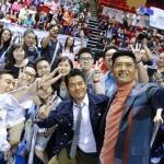 寒戰2行動: 全港見證三影帝成功挑戰世界selfie紀錄