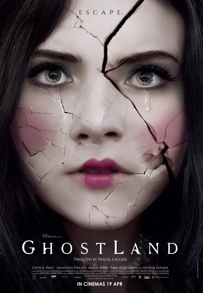 the ghost writer synopsis