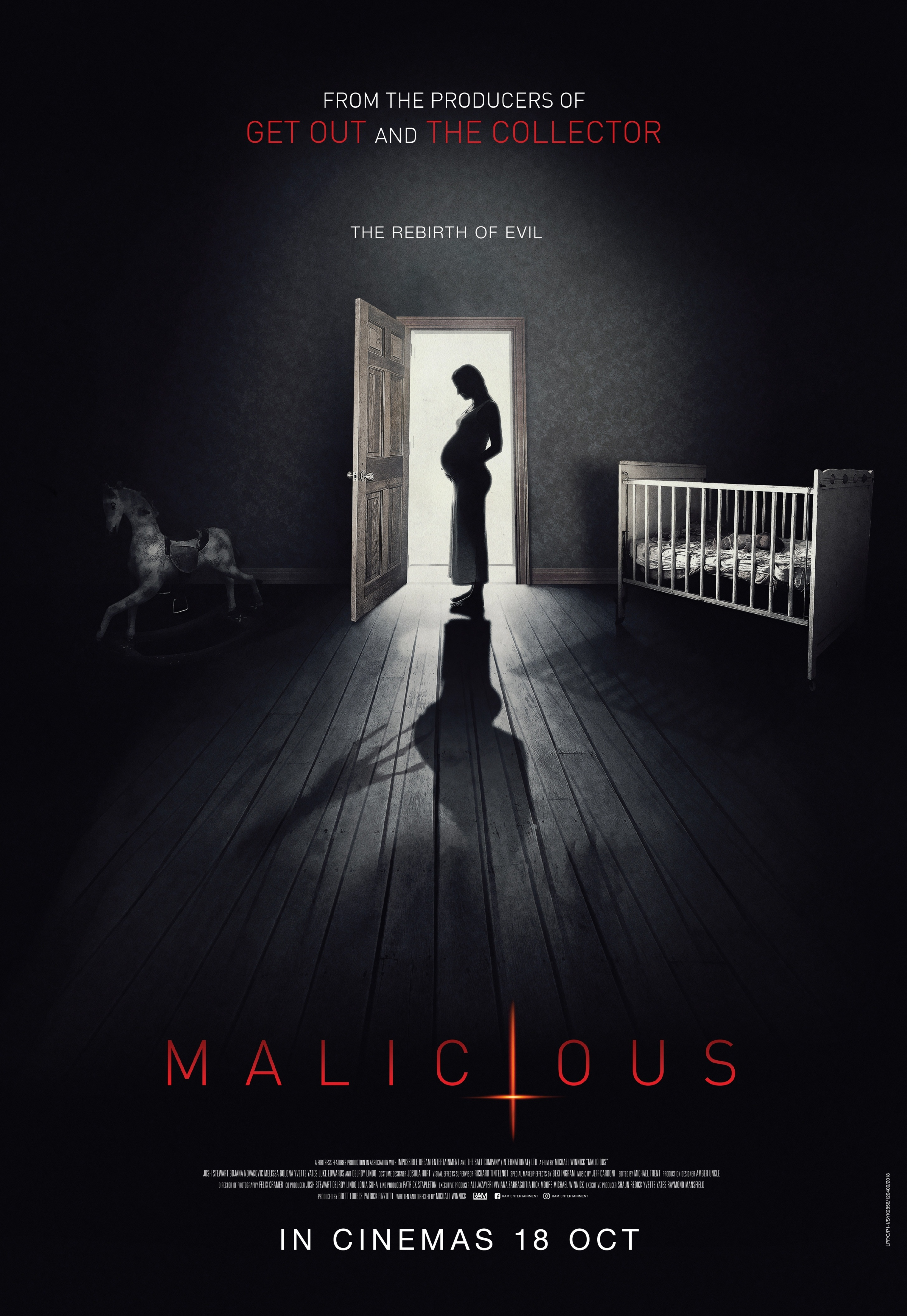 Malicious <br/> 18 October 2018
