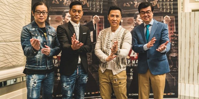 [Star Tour 2019] Ip Man 4 The Finale 葉問4完結篇